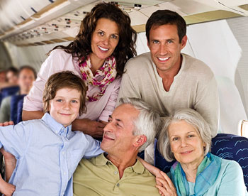 Air General Traveler Services Families